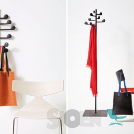 Arper - Song - Coat Hanger