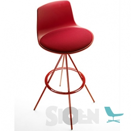 Enea - Lottus Barstool - 4 Feet (Swivel)