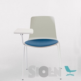 Enea - Lottus Chair - 4 Legs with Table
