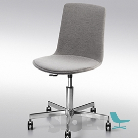Enea - Lottus High Office - without Armrest
