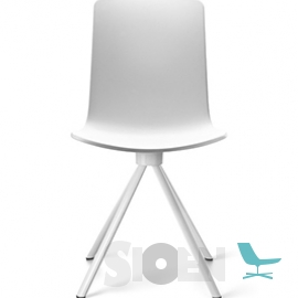 Enea - Lottus High Spin Chair - 4 Star Base (Fixed or Swivel)