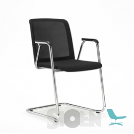 Haworth - Comforto 29 Guest Chair - Sled - Lively