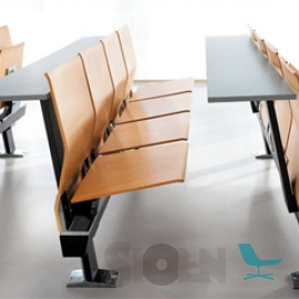Haworth - DSC Axis 9000 Castelli Beam Seating