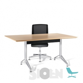 Interstuhl - Fascino-2 - F105 - F115 - F125 - F135 - F145 Table - Rectangle
