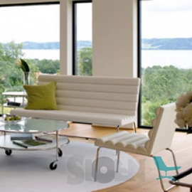 Lammhults - Chicago Easy Chair en Chicago Sofa
