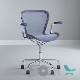 Magis - Annett Chair with 5 Wheels