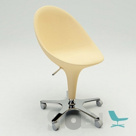 Magis - Bombo Chair with Wheels (5 Star Base)