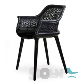 Magis - Cyborg (Wicker) Chair - High Back