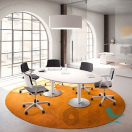 Palmberg - Conference Table - Oval