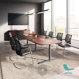 Palmberg - Conference Table - T-Foot