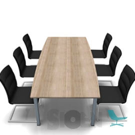 Palmberg - Systo-Tec - Conference Table