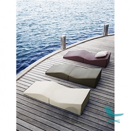 Softline - Easy Outdoor - Relax Chair - Pouf