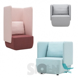 Softline - Opera Sofa and Chair