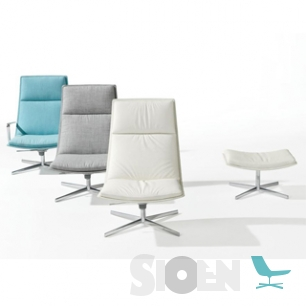 Arper - Catifa 70 Lounge Soft - 4 Ways