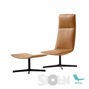 Arper - Catifa Sensit - Very High Back - Lounge 4 Ways