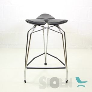 Kubikoff - Diamond Bar Stool