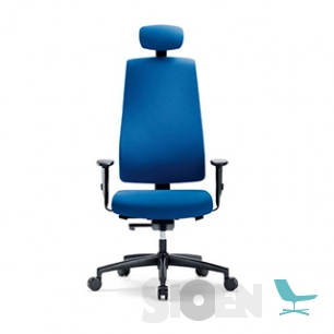 Interstuhl - Goal 322G - High Back with Headrest