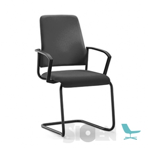 Interstuhl - Goal 550G and 560G - Cantilever with Armrest