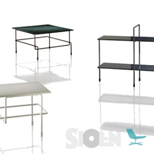 Magis - Traffic Low Table - Rectangle