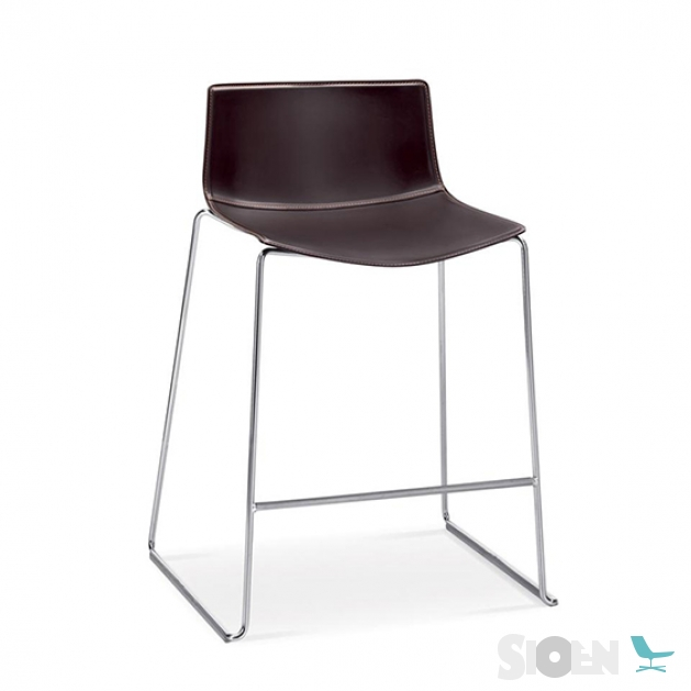 Arper Catifa 46 Bar Stool Sled Sioen Furniture