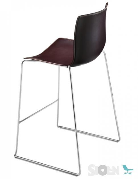 Arper Catifa 46 Counter Stool Sled Sioen Furniture