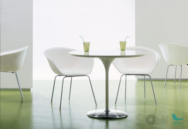 arper duna 4 legs sioen furniture. Black Bedroom Furniture Sets. Home Design Ideas