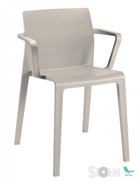 Arper juno closed backrest sioen furniture - Opslag kantoorinrichting ...