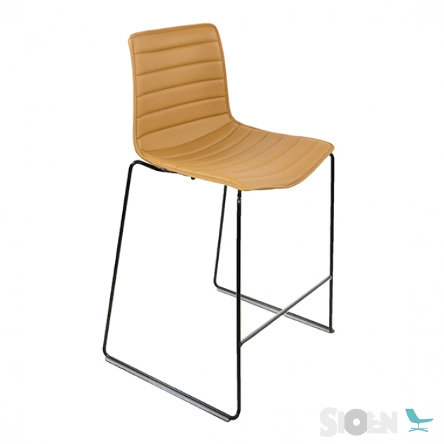 Admirable Arper Catifa 46 Bar Stool Sled Sioen Furniture Caraccident5 Cool Chair Designs And Ideas Caraccident5Info