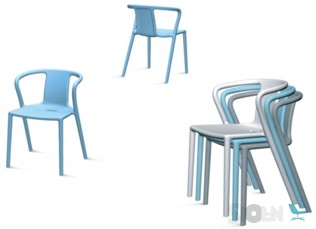 Magis air armchair sioen furniture for Magis air armchair