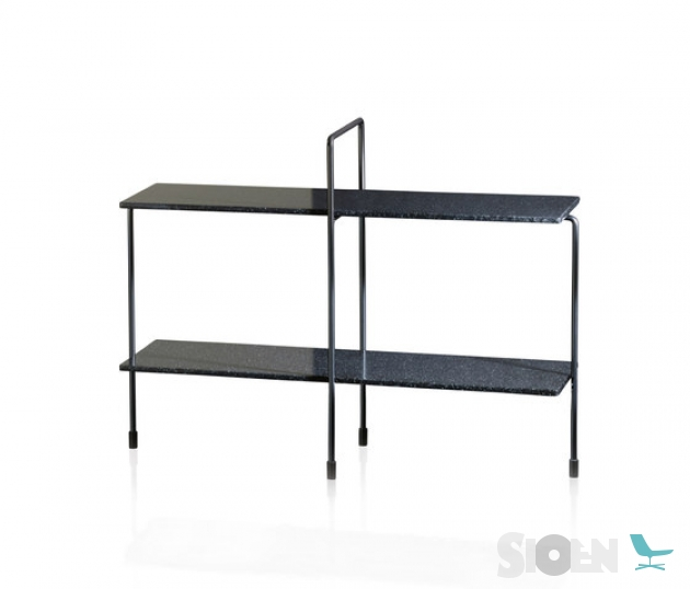 Magis traffic low table rectangle sioen furniture for Magis traffic